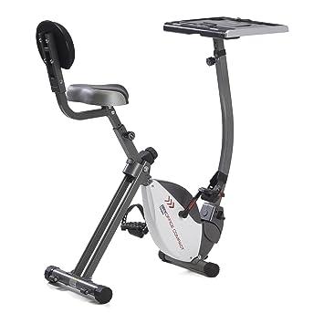 BRX-OFFICE COMPACT - Bicicleta Estáticas plegable - entrada fácil + tabla: Amazon.es: Deportes y aire libre