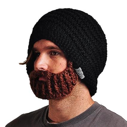 8f63699e9fe Amazon.com  Beardo Original Detachable Beard Hat