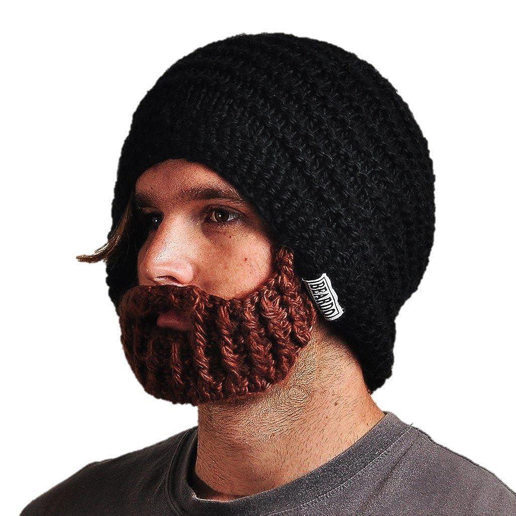 412cf9c98f1 Amazon.com  Beardo Original Detachable Beard Hat