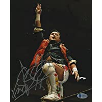 $49 » Kushida Signed 8x10 Photo BAS Beckett COA New Japan Pro Wrestling Picture WWE 3 - Autographed Wrestling Photos