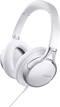 Sony MDR10RNCIP Noise-Canceling On-Ear Wired Headphones