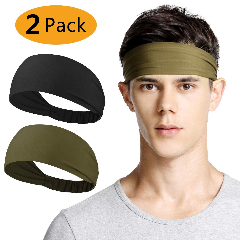 Neitooh Sweat Headband for Men
