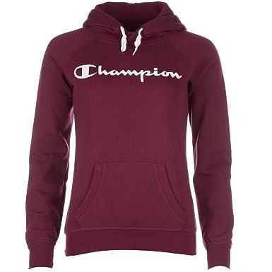 champion pour rouge femmeamazon en capuche femme bordeaux sweat nwmop8yvn0. Black Bedroom Furniture Sets. Home Design Ideas