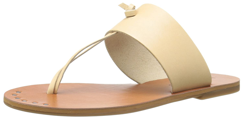 Lucky Brand Womens Ari Flat Sandal Raspberry Size 75