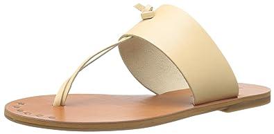 155acfa95022 Lucky Women s ARI Flat Sandal Light Natural 6 ...
