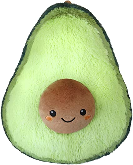 Amazon Com Squishable Comfort Food Avocado Plush 15 Toys Games A bigfoot squishable is currently in production. squishable comfort food avocado plush 15