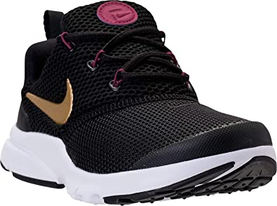 6da5e7b6fb5c Nike Presto Fly (PS) Boys Fashion-Sneakers 917956-004 2Y - Black