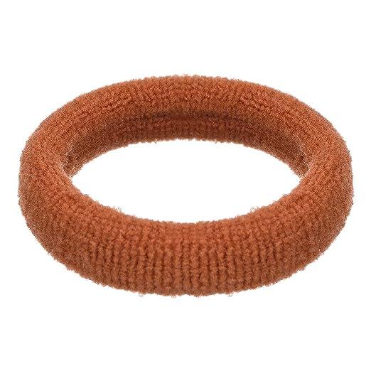 Xhuan 5 Piezas Donut Bun Maker Peinado moño Anillo Moño para ...