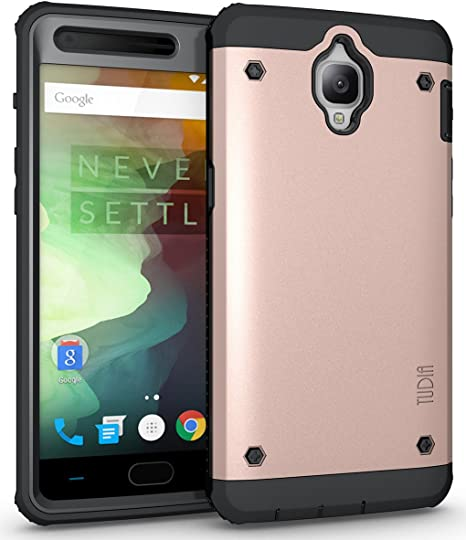 OnePlus 3 / 3T Funda, TUDIA Tough OMNIX [Heavy Duty] Ultra ...