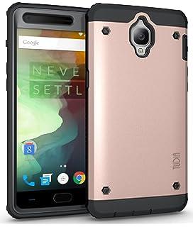 TUDIA OnePlus 3T/OnePlus 3 Case, OMNIX [Heavy Duty] Hybrid [Full