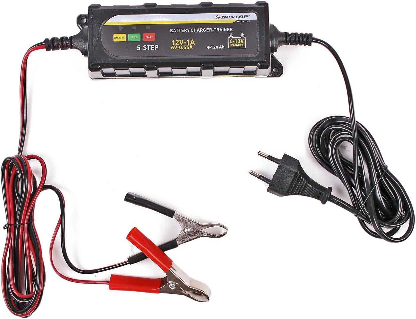 HOUSECONFORT Chargeur DE Batterie CALCULATEUR OPTIMISEUR Pro pour Auto Voiture Moto 6 12V