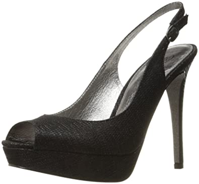 Adrianna Papell Women's Rita Dress Pump,Black,6 ...