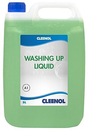 Cleenol 020822X5 - Líquido lavavajillas (5 L): Amazon.es ...
