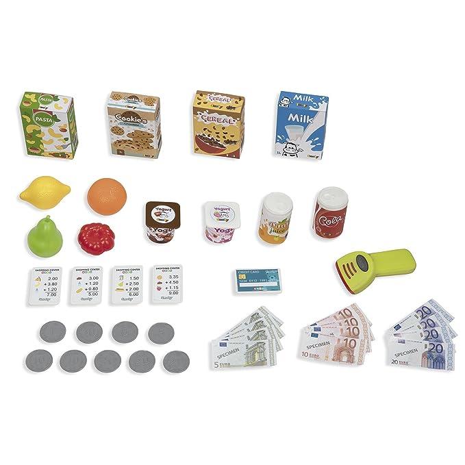 Supermercado urbano Fresh City Market (Smoby 350218): Amazon.es: Juguetes y juegos