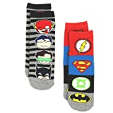 Justice League Boy's Teen 2 Pack Superhero