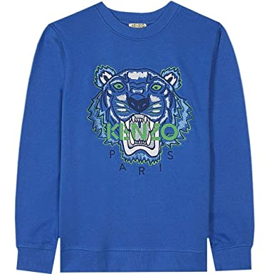 f2e54db33 Amazon.com: Kenzo Kids Tiger Sweatshirt: Clothing