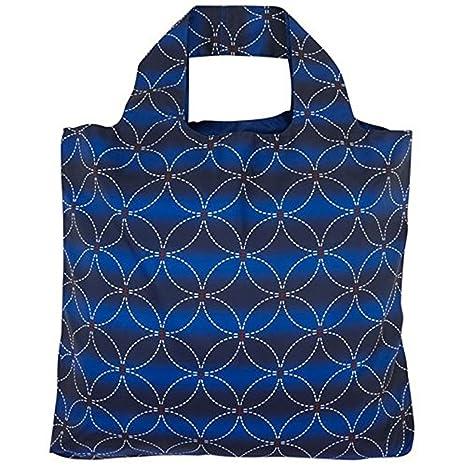 Envirosax TK.B5 Tokyo Reusable Shopping Bag, Blue
