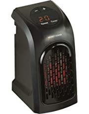 Daewoo Plug-in Heater With Adjustable Temperature, 12 Hour Timer and LCD display for Home and Office 400W