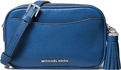 Michael Kors Pebble Leather Convertible Belt Bag Grecian