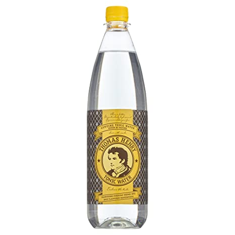 Thomas Henry Tonic Water, 1000 ml: Amazon.de: Lebensmittel & Getränke