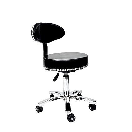 Muebles taburete de pino cuadrado de comodidad estilista corte de ...