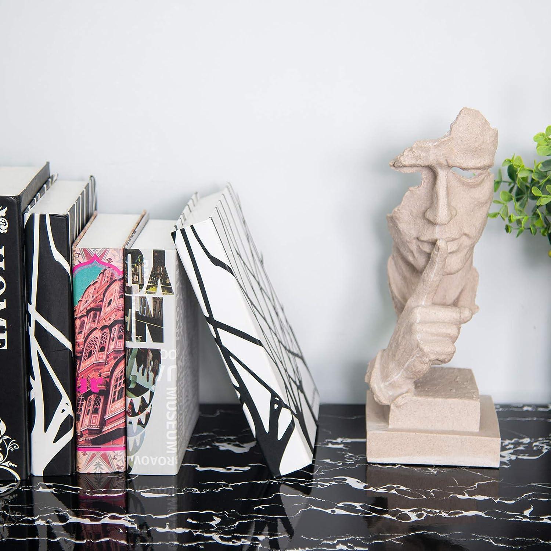 Comptoir Salon Fantasnight Papier Adhesif pour Meuble Marbre Noir 40/×300cm Stickers Porte Vinyle Marbre Papier Autocollant Utilis/é dans la Cuisine Chambre Table