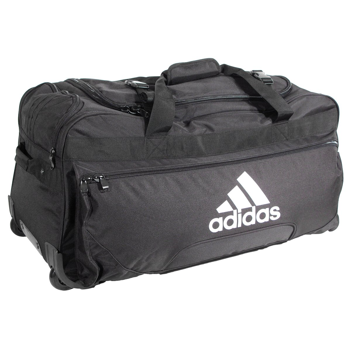 adidas Team Wheel Bag,Black,one size