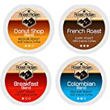 Roast Ridge Single Serve Coffee Pods Compatible with Keurig K-Cup Coffee Brewers, Variety Pack 100 Ct.