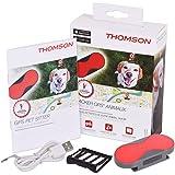 GPS Tracker Thomson für Haustiere, Hunde, Katzen Pferde und mehr | Activity Tracker| Für iPhone und Android | App PET SITTER Hundefinder Katzenfinder Cartracker Pet Tracker