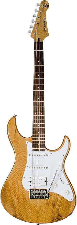 Yamaha 012 EW Pacifica - Guitarra eléctrica: Amazon.es: Instrumentos musicales