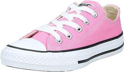 Comprar Converse Chuck Taylor Inf C/T a/S Ox Canvas, Zapatillas de Estar por casa Unisex niños
