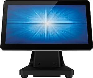 Elo E924077 Stand (Flip) Touchscreen/Personal Computer for Desktop Touch Monitors 1002L, M-Series & 1502L, Black