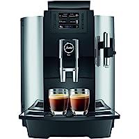 Jura 15145 Automatic Coffee Machine, Chrome