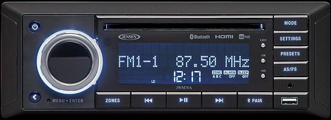 ASA JDVD1500 AM//FM Radio