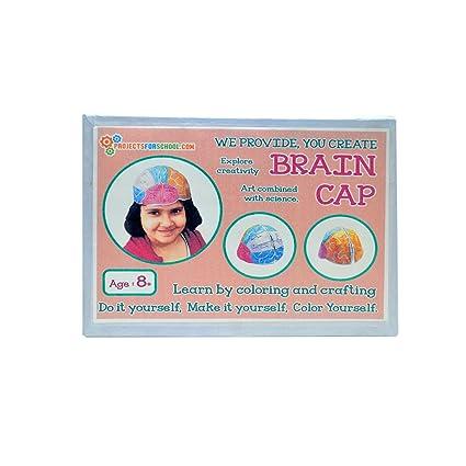 Buy brain cap stem activity science projects working models diy brain cap stem activity science projects working models diy science experiment kit solutioingenieria Images