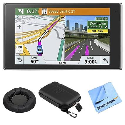 Garmin driveluxe 51 Na lmt-s GPS Navigator w/Funciones inteligentes (010 –