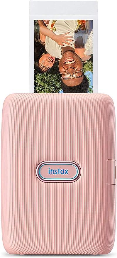 Instax 16640670, Impresora Para Smartphone, Rosa, Tamaño Único ...