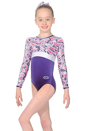 The Zone Halley Long Sleeve Leotard  Amazon.co.uk  Sports   Outdoors f9a66dd4114