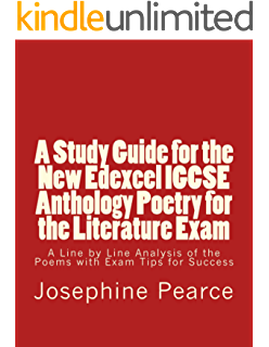 Edexcel igcse and certificate in english language and literature a study guide for the new edexcel igcse anthology poetry for the literature exam a fandeluxe Image collections
