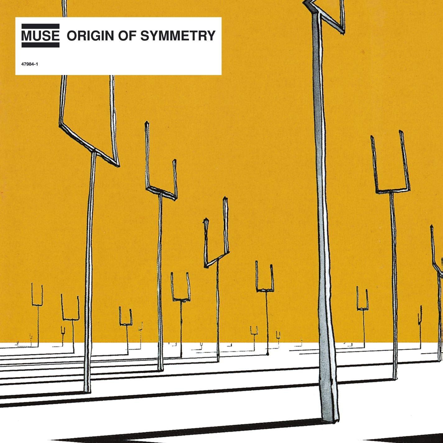 Origin of Symmetry (2 LP) [Vinyl]