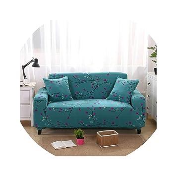 Excellent Amazon Com From Zero L Shaped Sofa Cover Spandex Slipcover Spiritservingveterans Wood Chair Design Ideas Spiritservingveteransorg