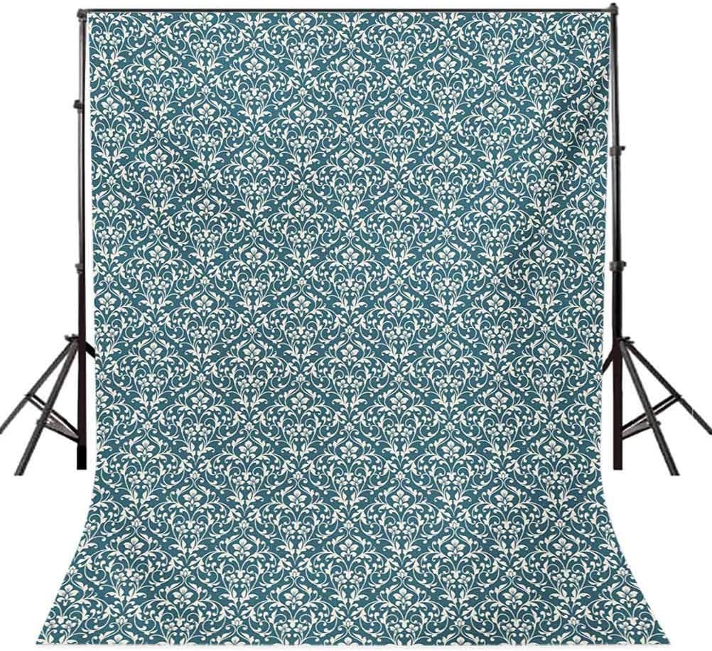 Cat 8x10 FT Backdrop Photographers,Pattern with Cute Hand Drawn Style Cats Purr Purr Kitty Paws Bow Ties Adorable Doodle Background for Child Baby Shower Photo Vinyl Studio Prop Photobooth Photoshoot