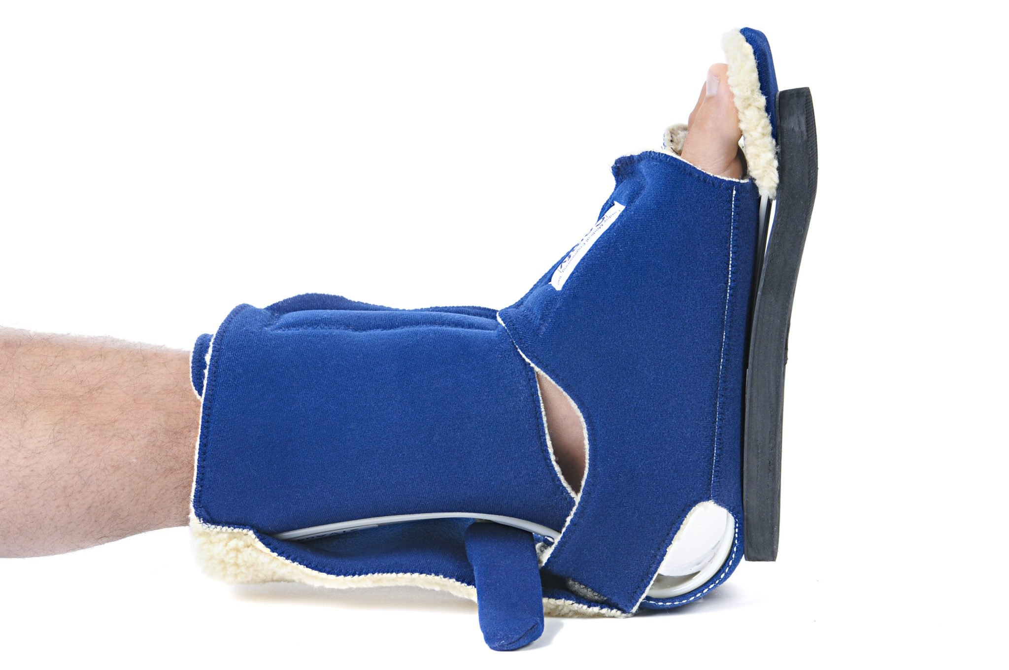Comfy Ambulating Boot Splint, fits up to a 16 in men's shoe size by Comfy