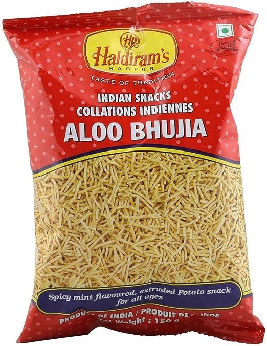 Haldirams Nagpur  Aloo Bhujia, 150g + 25g Extra