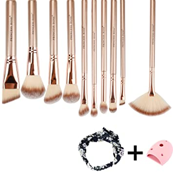 Make Up Pinsel Set Lyeiaa 10pcs Professionelles Prämie