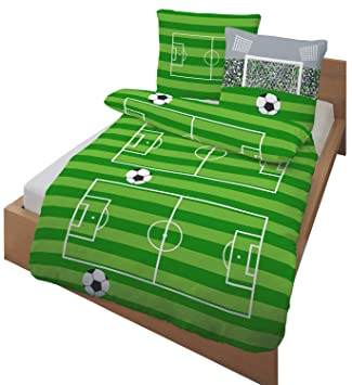 Fein Biber Kinder Bettwäsche Auf Gehts Tooor Fußball