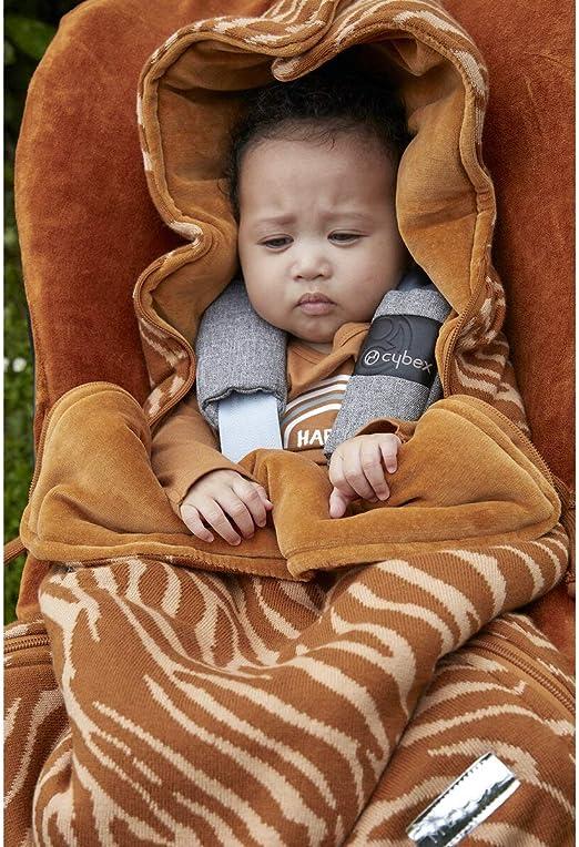 Meyco Baby VELVET//BASE ** Funda universal suave y acogedora ** 100/% algod/ón transpirable ** Maxi Cosi TOBI Asientos similares de tama/ño 1 con reposacabezas.