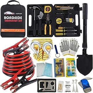 HAIPHAIK Emergency Roadside Kit