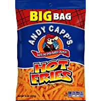8-Pack Andy Capps Big Bag Hot Fries 8 oz