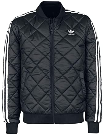 adidas SST Quilted, Giacca Sottile Uomo